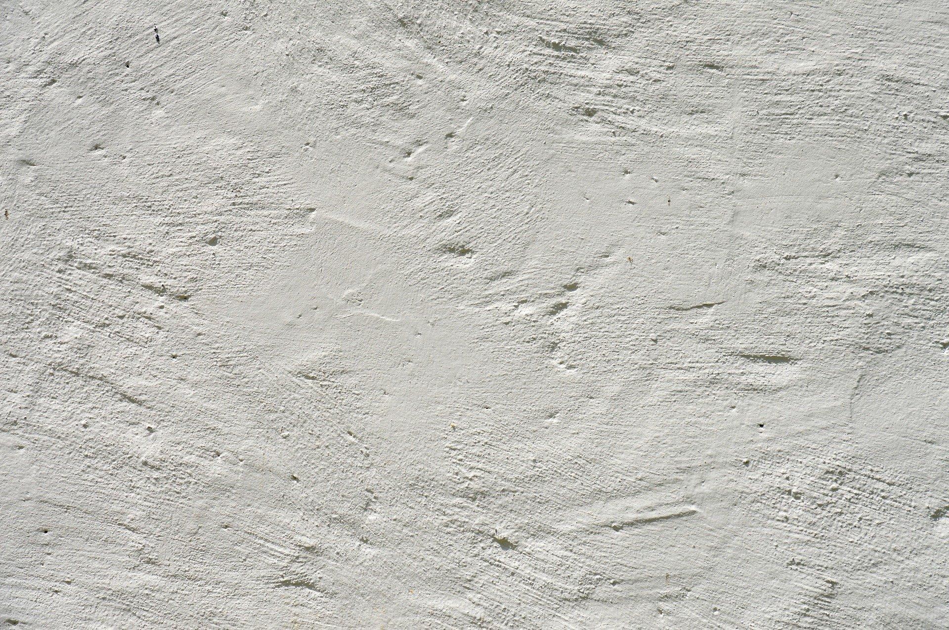 Tynk na ścianie - tekstura
