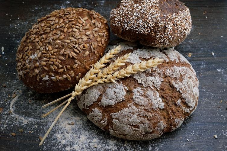 Chleb z ekologicznej mąki